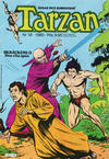 Cover for Tarzan (Atlantic Förlags AB, 1977 series) #18/1980