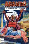 Cover for Arandú, El Príncipe de la Selva (Editora Cinco, 1977 series) #10