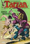 Cover for Tarzan (Atlantic Förlags AB, 1977 series) #21/1980