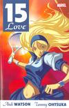 Cover for 15-Love (Marvel, 2011 series)