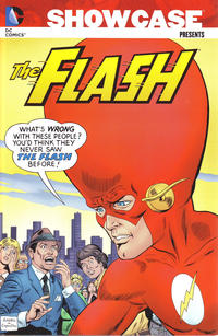 Cover Thumbnail for Showcase Presents: The Flash (DC, 2007 series) #4