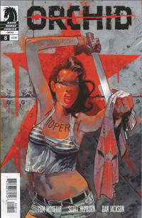Cover Thumbnail for Orchid (Dark Horse, 2011 series) #8