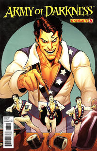 Cover Thumbnail for Army of Darkness (Dynamite Entertainment, 2012 series) #6