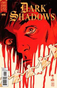 Cover Thumbnail for Dark Shadows (Dynamite Entertainment, 2011 series) #9