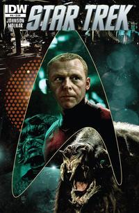 Cover Thumbnail for Star Trek (IDW, 2011 series) #14