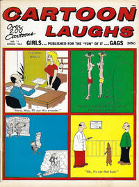 Cover Thumbnail for Cartoon Laughs (Marvel, 1962 series) #11