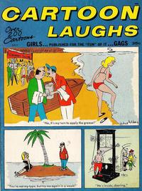 Cover Thumbnail for Cartoon Laughs (Marvel, 1963 series) #v5#2