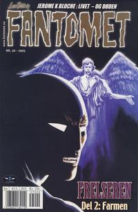 Cover for Fantomet (Hjemmet / Egmont, 1998 series) #20/2005