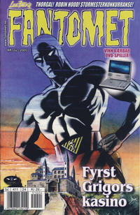 Cover Thumbnail for Fantomet (Hjemmet / Egmont, 1998 series) #24/2005