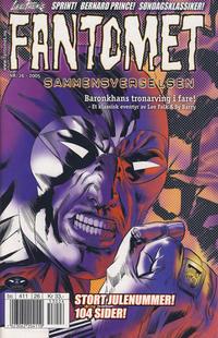 Cover Thumbnail for Fantomet (Hjemmet / Egmont, 1998 series) #26/2005