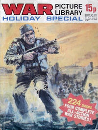 Cover Thumbnail for War Picture Library Holiday Special (IPC, 1963 series) #[1972]