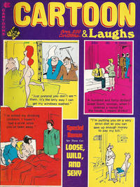 Cover Thumbnail for Cartoon Laughs (Marvel, 1963 series) #v10#3