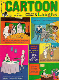 Cover Thumbnail for Cartoon Laughs (Marvel, 1963 series) #v10#4