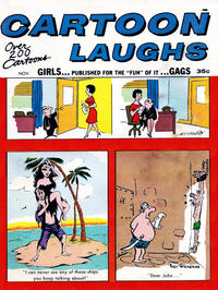 Cover Thumbnail for Cartoon Laughs (Marvel, 1963 series) #v5#4