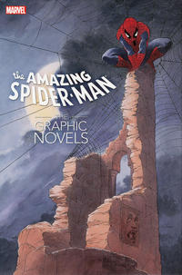 Cover Thumbnail for Spider-Man: The Graphic Novels (Marvel, 2012 series)