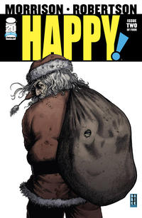 Cover Thumbnail for Happy! (Image, 2012 series) #2 [Cover A Darick Robertson]