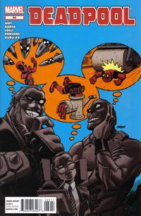 Cover Thumbnail for Deadpool (Marvel, 2008 series) #62