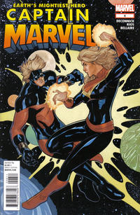 Cover Thumbnail for Captain Marvel (Marvel, 2012 series) #6