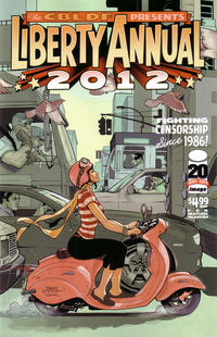 Cover Thumbnail for The CBLDF Presents Liberty Annual (Image, 2010 series) #2012