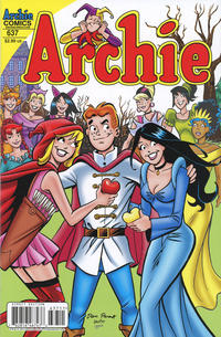 Cover Thumbnail for Archie (Archie, 1959 series) #637