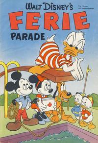 Cover Thumbnail for Walt Disney's serier (Hjemmet / Egmont, 1950 series) #[3/1953]
