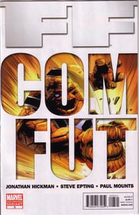 Cover Thumbnail for FF (Marvel, 2011 series) #3 [Second Printing]
