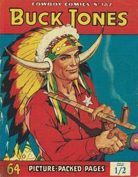 Cover Thumbnail for Cowboy Comics (Amalgamated Press, 1950 series) #182