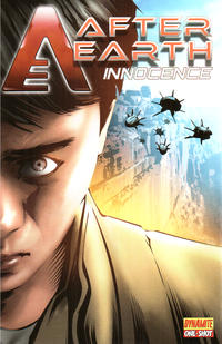 Cover for After Earth: Innocence (Dynamite Entertainment, 2012 series)