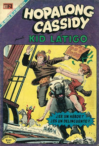 Cover Thumbnail for Hopalong Cassidy (Editorial Novaro, 1952 series) #176