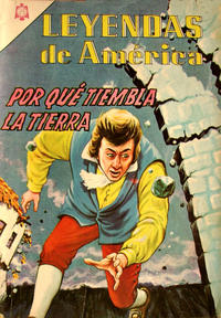 Cover Thumbnail for Leyendas de América (Editorial Novaro, 1956 series) #114