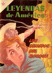 Cover Thumbnail for Leyendas de América (Editorial Novaro, 1956 series) #84