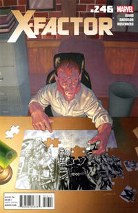 Cover Thumbnail for X-Factor (Marvel, 2006 series) #246