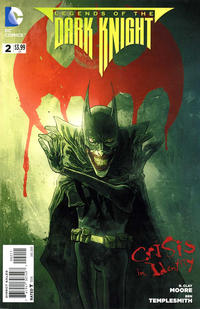 Cover Thumbnail for Legends of the Dark Knight (DC, 2012 series) #2