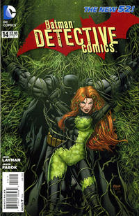 Cover Thumbnail for Detective Comics (DC, 2011 series) #14