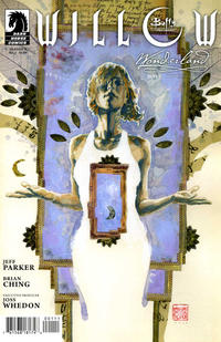 Cover Thumbnail for Willow (Dark Horse, 2012 series) #1 [David Mack Cover]