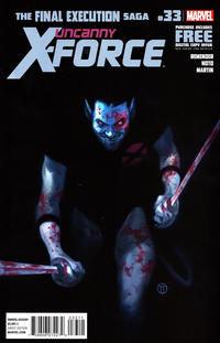 Cover Thumbnail for Uncanny X-Force (Marvel, 2010 series) #33