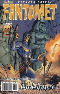 Cover Thumbnail for Fantomet (Hjemmet / Egmont, 1998 series) #2/2006