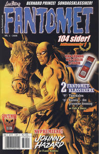 Cover for Fantomet (Hjemmet / Egmont, 1998 series) #1/2006