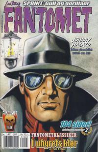 Cover Thumbnail for Fantomet (Hjemmet / Egmont, 1998 series) #5/2006