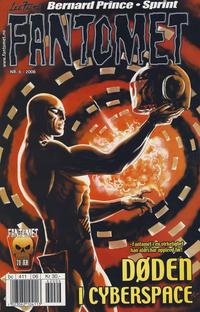 Cover Thumbnail for Fantomet (Hjemmet / Egmont, 1998 series) #6/2006