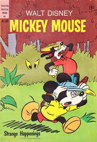 Cover Thumbnail for Walt Disney's Mickey Mouse (W. G. Publications; Wogan Publications, 1956 series) #189