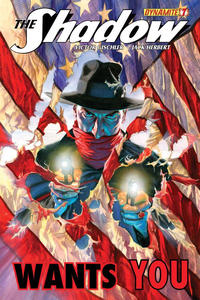 Cover Thumbnail for The Shadow (Dynamite Entertainment, 2012 series) #7 [Cover A - Alex Ross]