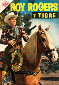 Cover Thumbnail for Roy Rogers (Editorial Novaro, 1952 series) #50