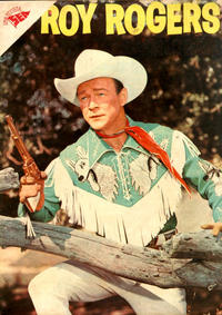 Cover Thumbnail for Roy Rogers (Editorial Novaro, 1952 series) #62