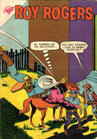 Cover Thumbnail for Roy Rogers (Editorial Novaro, 1952 series) #84