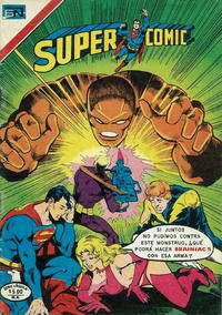 Cover Thumbnail for Supercomic (Editorial Novaro, 1967 series) #176