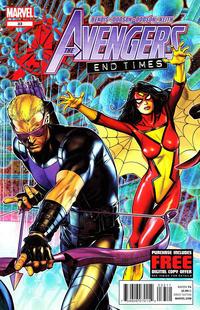Cover Thumbnail for Avengers (Marvel, 2010 series) #33