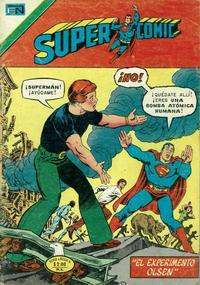 Cover Thumbnail for Supercomic (Editorial Novaro, 1967 series) #99