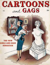 Cover Thumbnail for Cartoons and Gags (Marvel, 1959 series) #v4#1