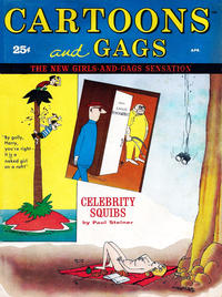 Cover Thumbnail for Cartoons and Gags (Marvel, 1959 series) #v6#2